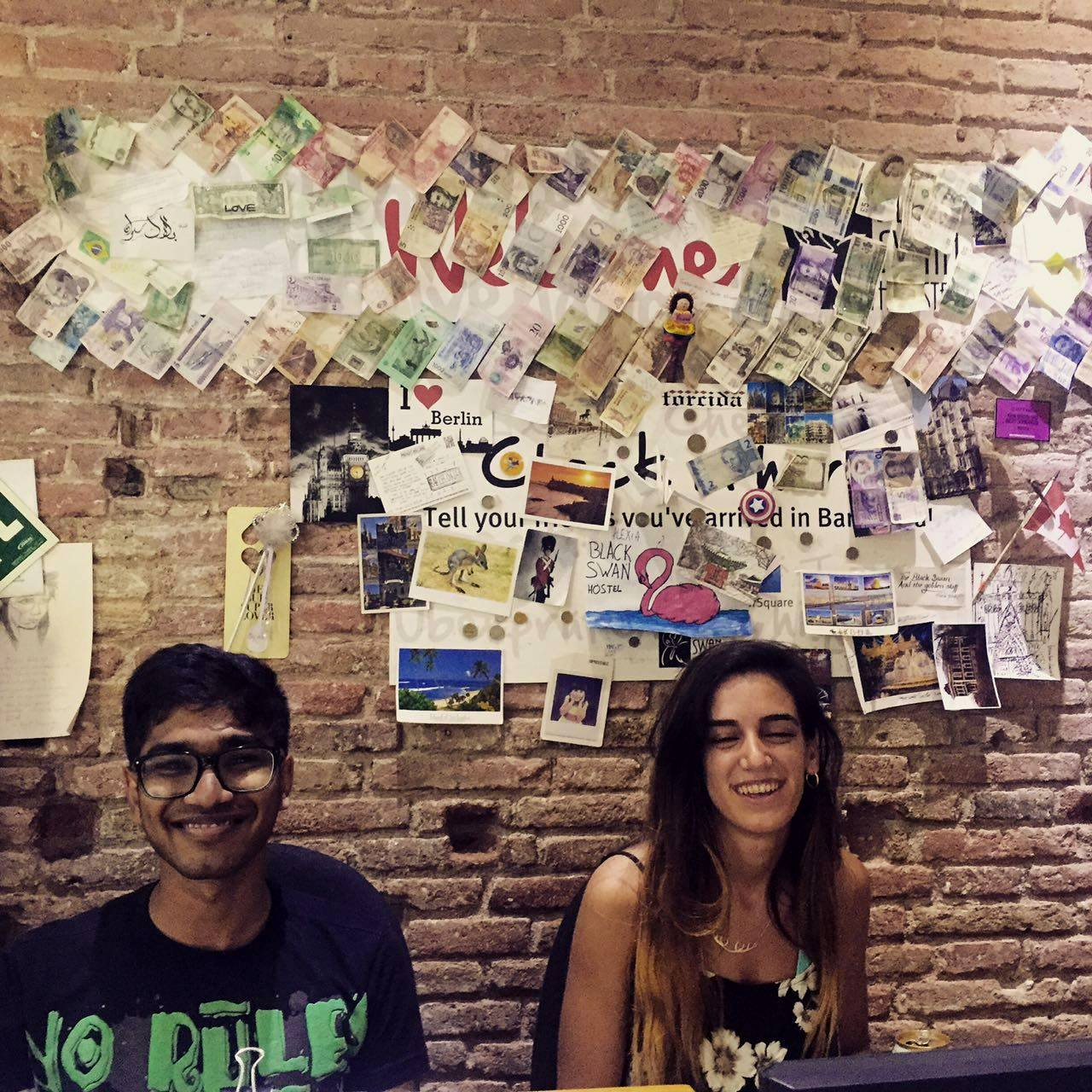 Work in hostel barcelona